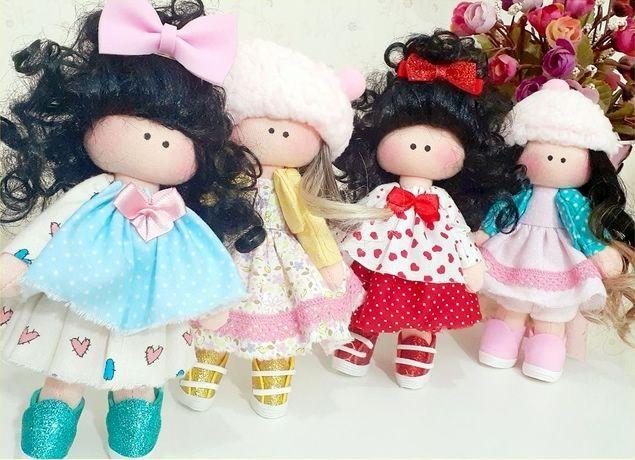Muñecas Rusas fofuchas en goma eva