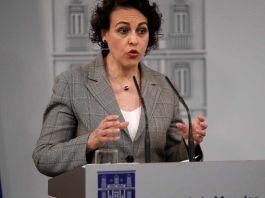 Magdalena Valerio se reúne con los autónomos españoles