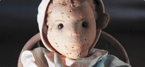 El muñeco robert