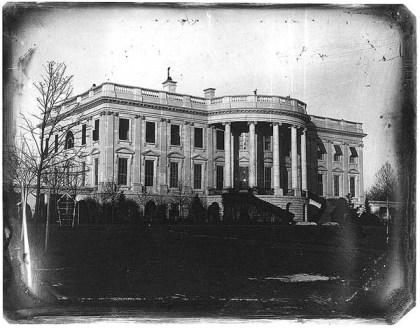Fantasmas de la Casa Blanca Los fantasmas de la Casa Blanca