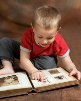 Nino reencarnacion Sam, el niño que ha demostrado ser la reencarnación de su abuelo