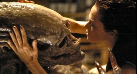 Resultado de imagen de relaciones con extraterrestres