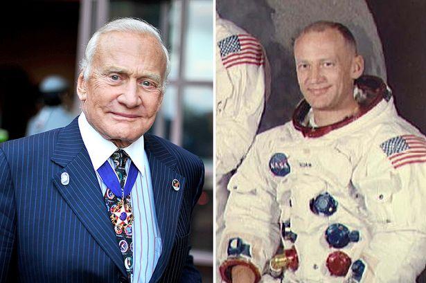 Buzz Aldrin ovni Apolo 11