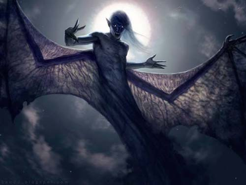 Vampire Vrykolakas - Vrykolakas, le vampire grec