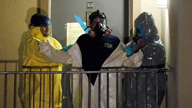 """ebola virus escenario apocaliptico El científico que descubrió el ébola afirma que el virus puede causar un """"escenario apocalíptico"""""""