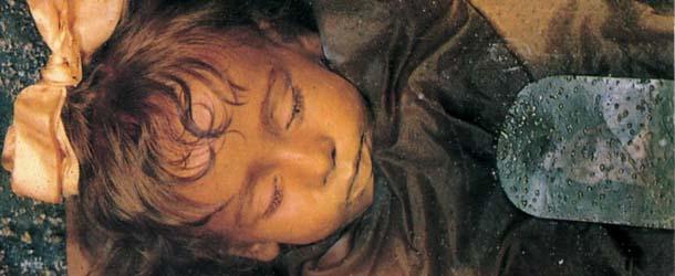 El misterio de Rosalía Lombardo: la momia que abre y cierra los ojos