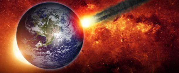 Un cometa de unos 4 kilómetros de ancho se podría estar dirigiendo peligrosamente hacia la Tierra