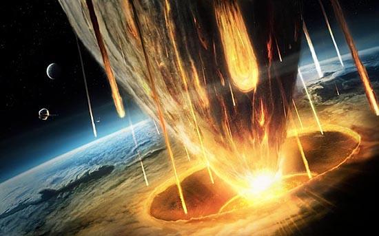 Cometa Tierra