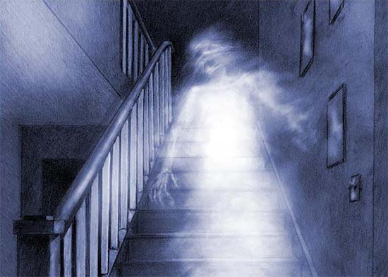 Los espíritus pueden adherirse a nuestro cuerpo