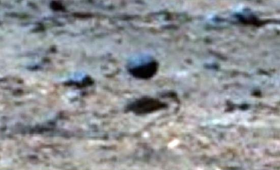 Sonda extraterrestre en Marte