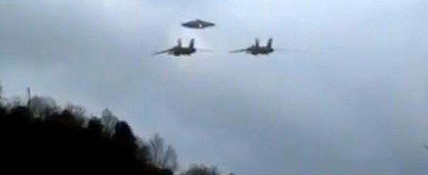 La Fuerza Aérea de la India derriba un OVNI sobre Rajastán