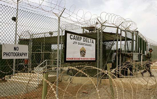 Gran base extraterrestre Guantánamo