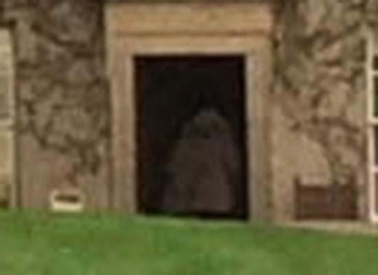 Fantasma mujer castillo escocés