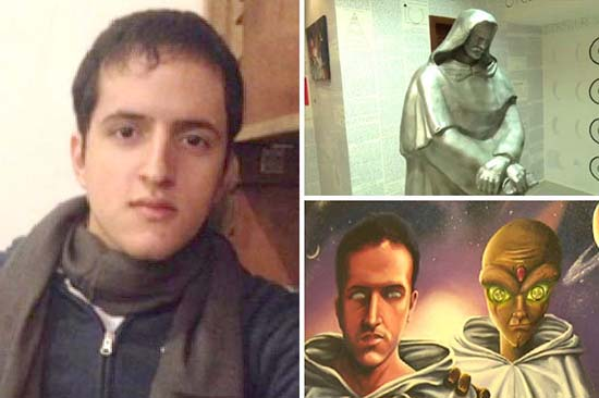 un ufologue brésilien disparaît - Un ufologue brésilien disparaît dans des circonstances mystérieuses laissant derrière lui d'étranges codes et symboles cachés