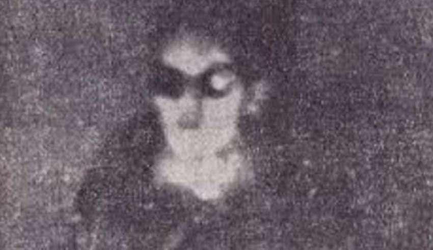 first photo alien