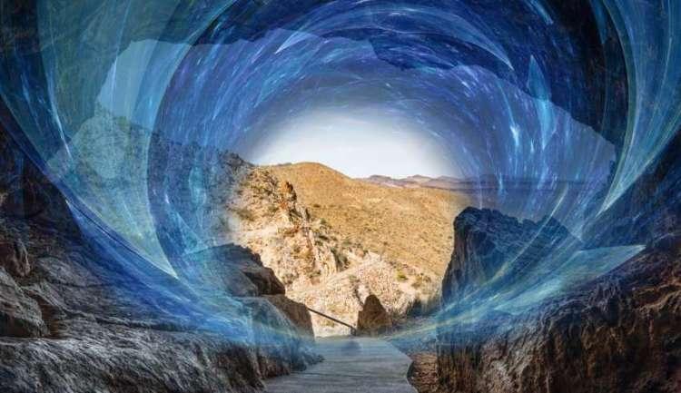 Investigador descubre un túnel del tiempo en Las Vegas