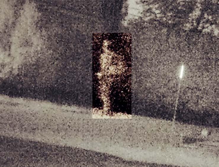 soldat fantôme rentre à la maison - Une caméra capture le moment où le fantôme d'un soldat revient dans son ancienne maison
