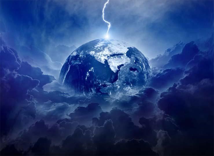 impact dark matter hurricane - Scientists warn of the imminent impact of a 'dark matter hurricane' on Earth