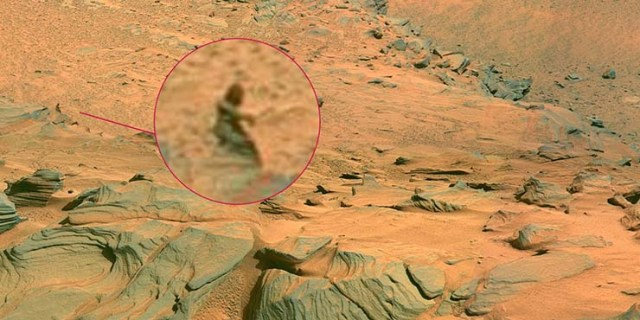 mysterious signal origin unknown mars - NASA reveals to have received a mysterious signal of unknown origin from Mars