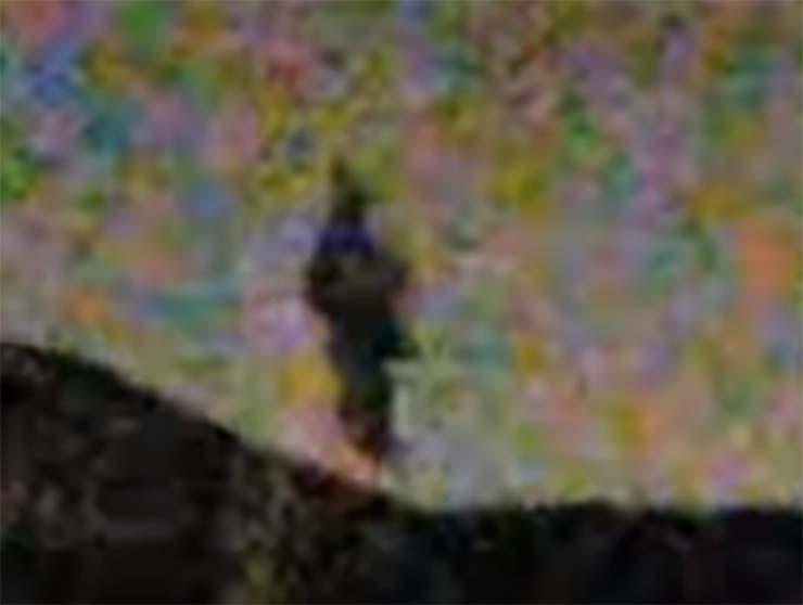 flying humanoid california - Several people see a flying humanoid over California