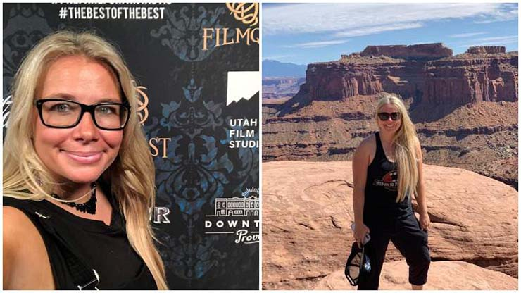 Erin Valenti discover we live matrix - The CEO of a technology company dies in mysterious circumstances after discovering that we live in Matrix