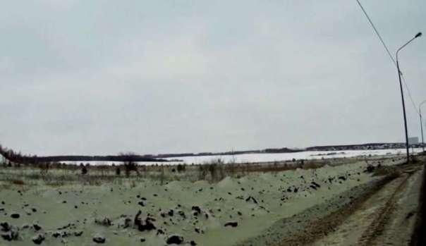 nieve verde cheliabinsk 850x491 - Cae nieve verde en la ciudad rusa de Cheliábinsk y nadie sabe cuál es su origen