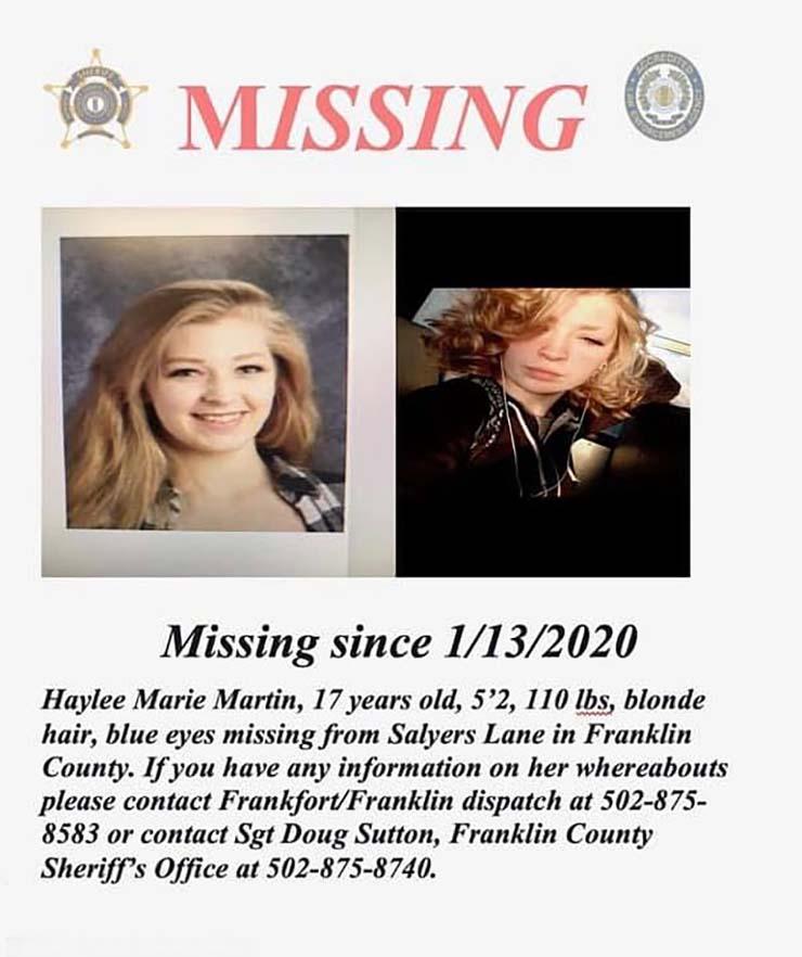 médiums retrouvent une personne disparue - La police du Kentucky reconnaît que des médiums ont trouvé une personne disparue