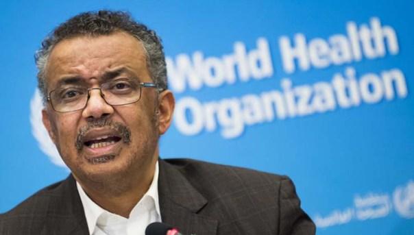 oms coronavirus - El presidente de la OMS reconoce que el brote de coronavirus es una amenaza muy grave para la humanidad