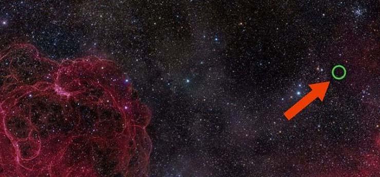 Motif de signal spatial occulte - Les scientifiques découvrent un motif caché dans un mystérieux signal spatial