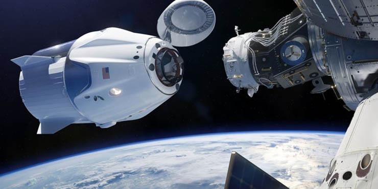 OVNI frappe Spacex - La NASA reconnaît qu'un OVNI a presque frappé la fusée SpaceX