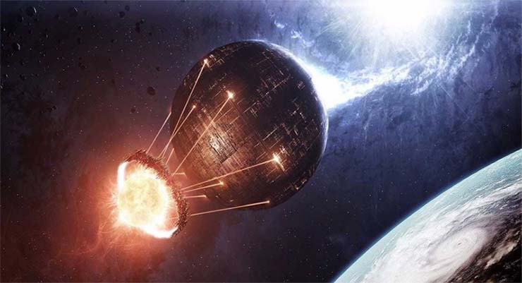 des centaines de signaux radio mystérieux - Un radiotélescope reçoit des centaines de signaux radio mystérieux de l'espace