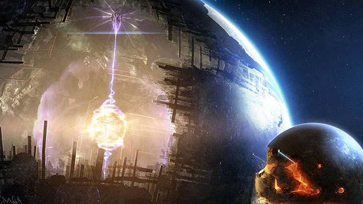 signaux spatiaux mystérieux - Un radiotélescope reçoit des centaines de signaux radio mystérieux de l'espace