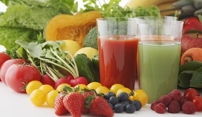 comida antioxidante