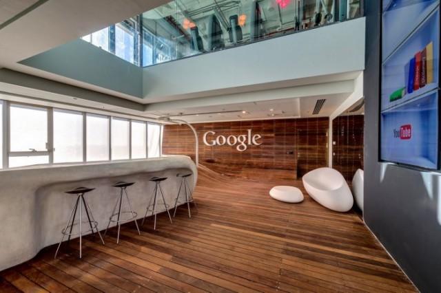 Oficinas Google  Tel Aviv  MUNDO FLANEUR