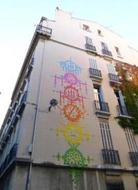 Street Art con Origamis por Mademoiselle Maurice   MUNDO ...