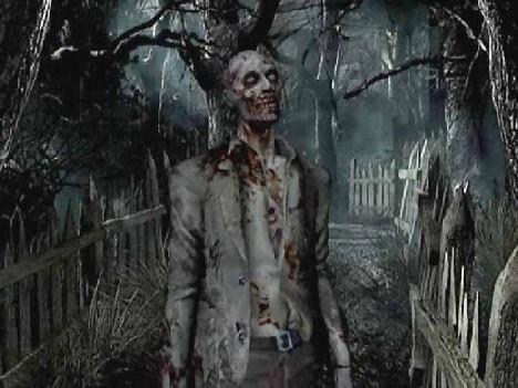 Zombie al estilo Capcom