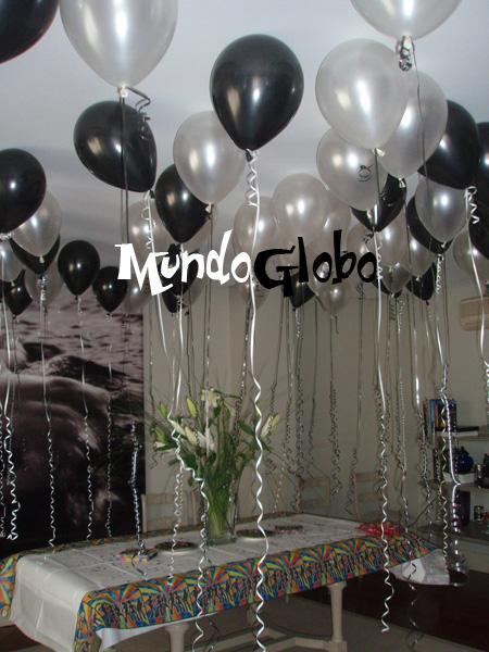 MundoGlobo preparacin de fiestas