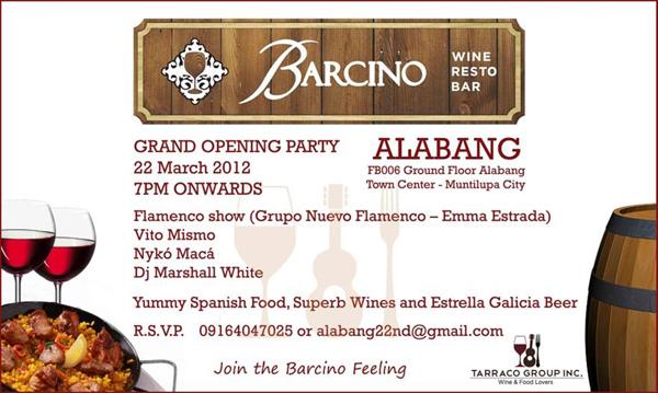 Barcino Alabang