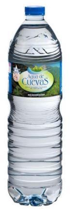Nuevo formato Agua de Cuevas