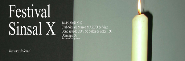 Club Sin Sal 2012