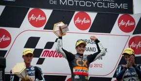 Monlau Team 2012 - Motegi GP