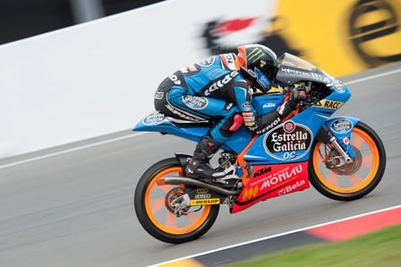 MotoGP 2013  Monlau Team - 08 GP of Germany