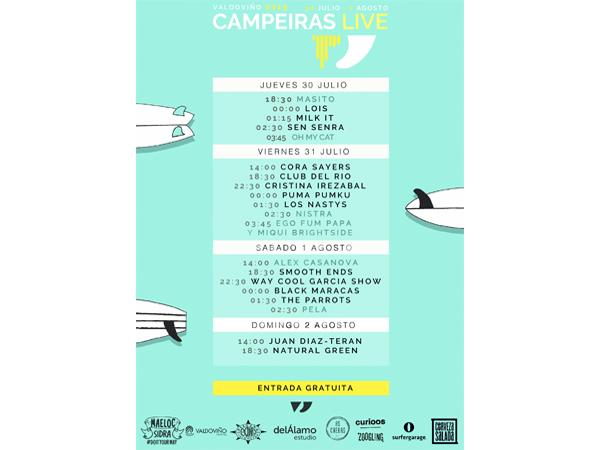CAMPEIRAS