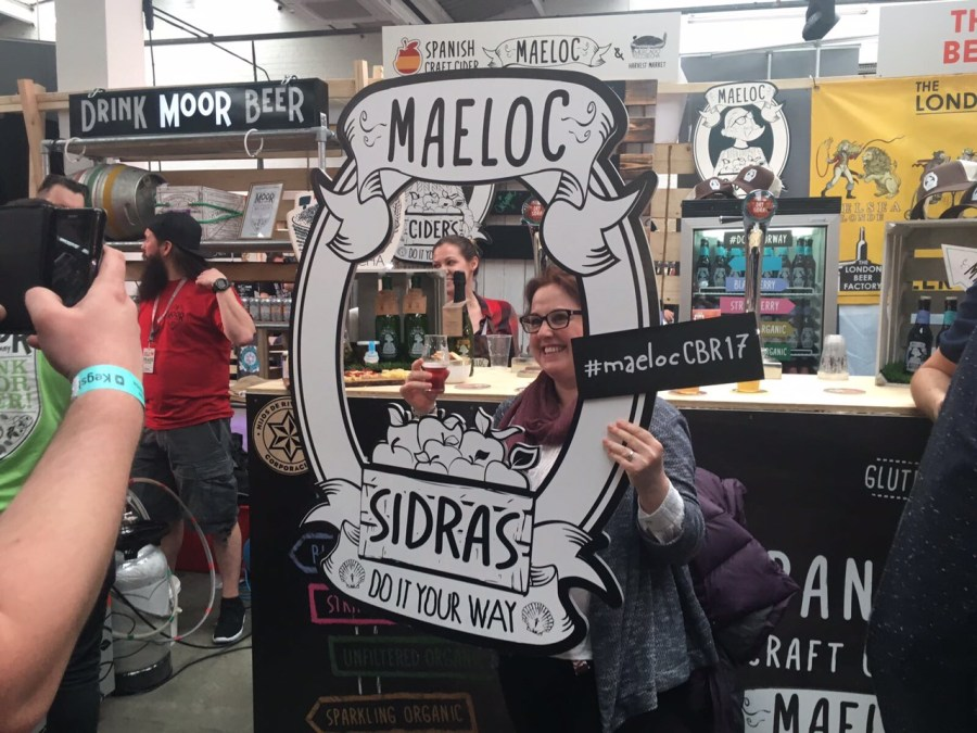 Craft Beer Rising Maeloc y Mercado de la Cosecha