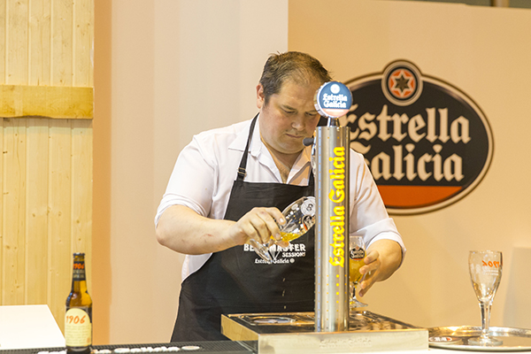 Subcampeón Mejor Tirador de Cerveza de Madrid