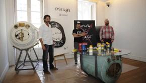 Diego Guerrero se une al proyecto de customización de tanques de Estrella Galicia