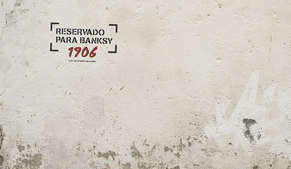 Banksy Canido