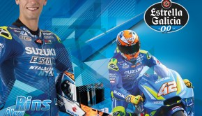 Álex Rins Gijón Motoweekend 2018