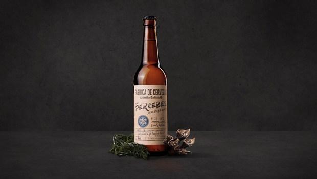 Cerveza con Percebes Estrella Galicia