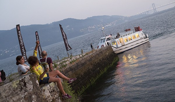 Illa de San Simón, Vigo